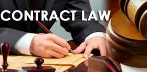 Kenya Contract Law