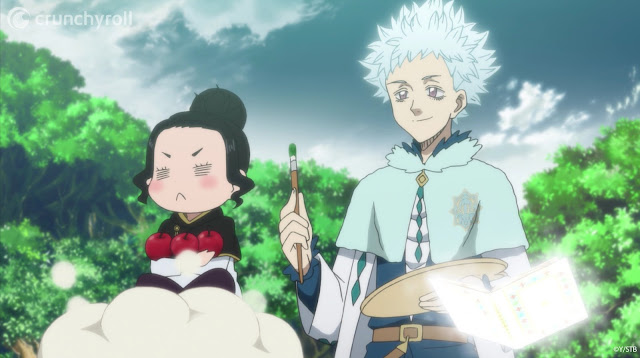 Black Clover Episode 155 Subtitle Indonesia