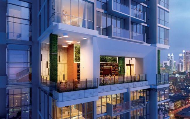 Apartemen CBD Gatot Subroto