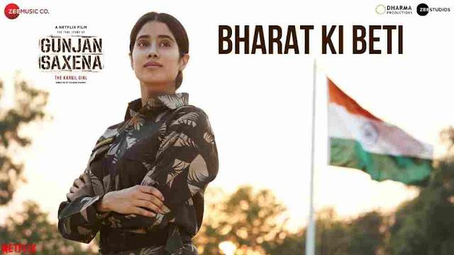 Bharat Ki Beti Lyrics in English - Arijit Singh