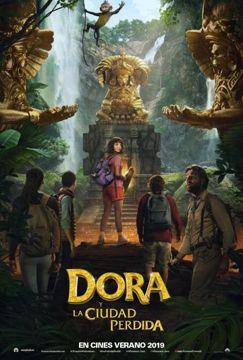 Dora y La Ciudad Perdida en Español Latino