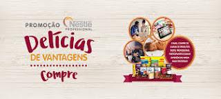 Promoção Delícias de Vantagens Nestlé