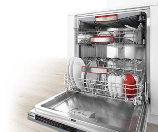 Mesin Cuci Piring - Bosch