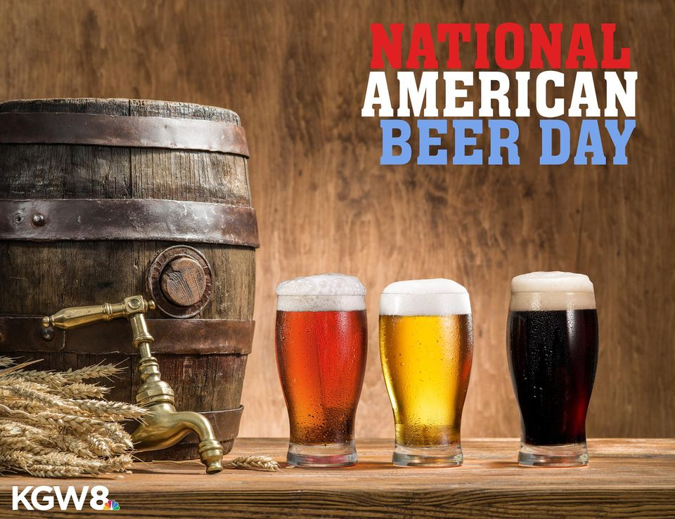 National American Beer Day Wishes For Facebook