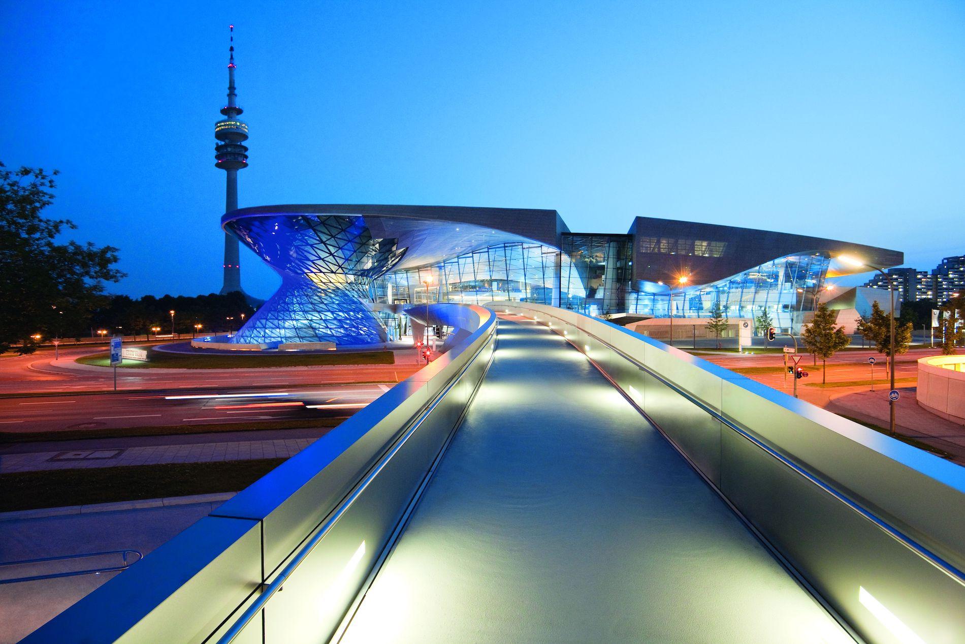 BMW Museum, shop and cafés reopen doors to the public