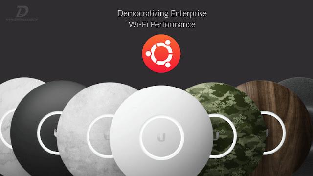 Como instalar o Unifi Controller no Ubuntu