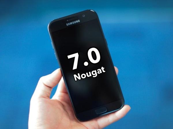 Hướng dẫn update lên Android 7 (Nougat) cho Samsung A5 2017 (SM-A520F)