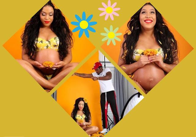 Simphiwe Ngema is Pregnant
