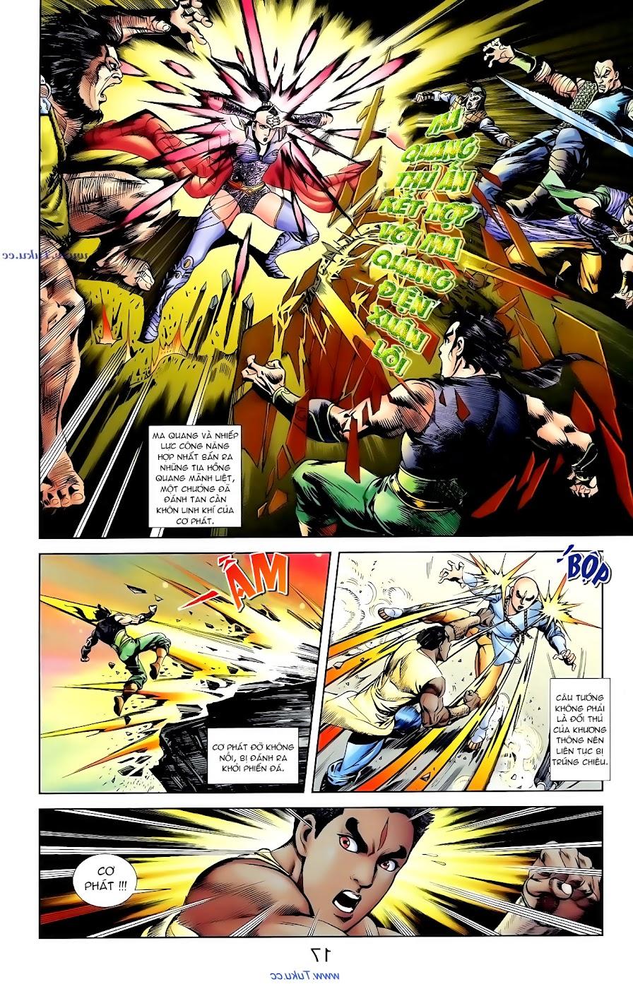 Cơ Phát Khai Chu Bản chapter 92 trang 21