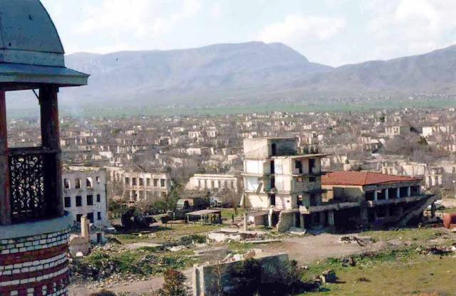 AGDAM (Azerbaiyán