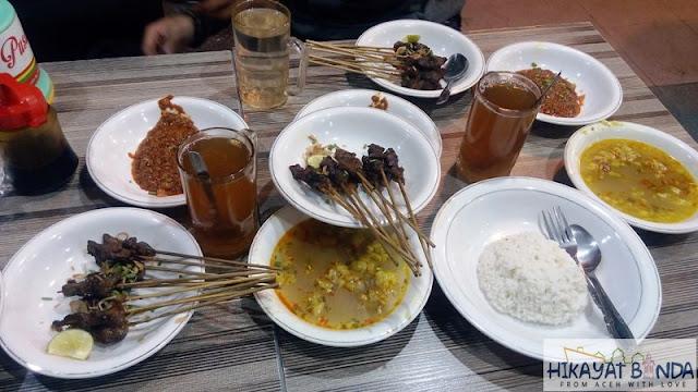 Kuliner di Banda Aceh
