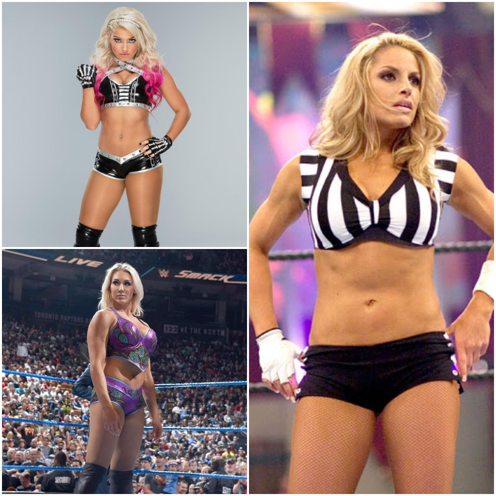 Top 10 Best and Famous WWE Female Wrestlers [2020]