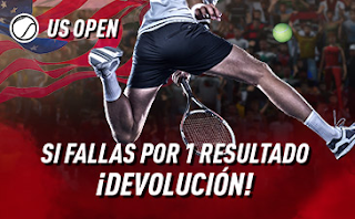 sportium US Open: Combinada con seguro hasta 1 septiembre 2019