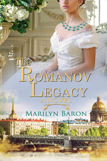 Goddess Fish Promotions Book Blast Spotlight: The Romanov Legacy by Marilyn Baron