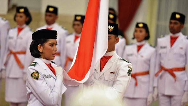 Inilah Dua Orang Anggota Paskibraka Asal Aceh ke Istana Negara