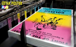 percetakan poster terdekat dan murah di Taman Sari, Jakarta Barat