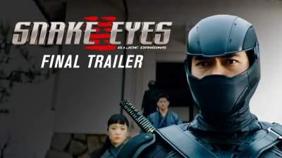 Snake Eyes 2021 Full Movie Free Download 480p