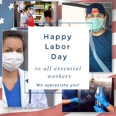 Happy Labor Day to all essential workers