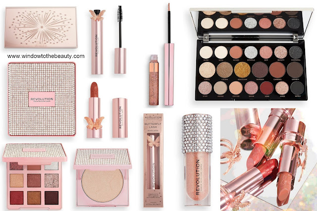 Makeup Revolution Precious Glamour Collection