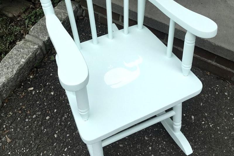 Safe Paint Colors for Children's Furniture
