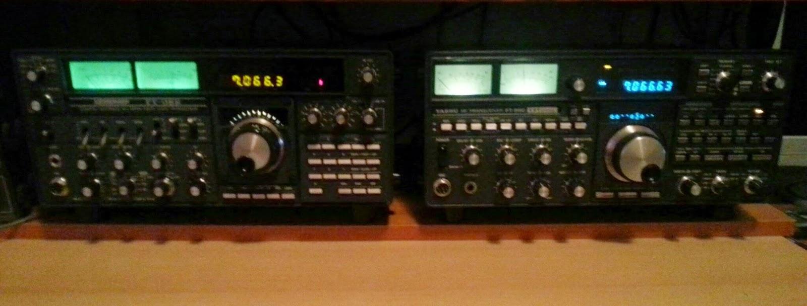 Iv3hls Ham Radio Tales Yaesu Ft One Amp Yaesu Ft 980