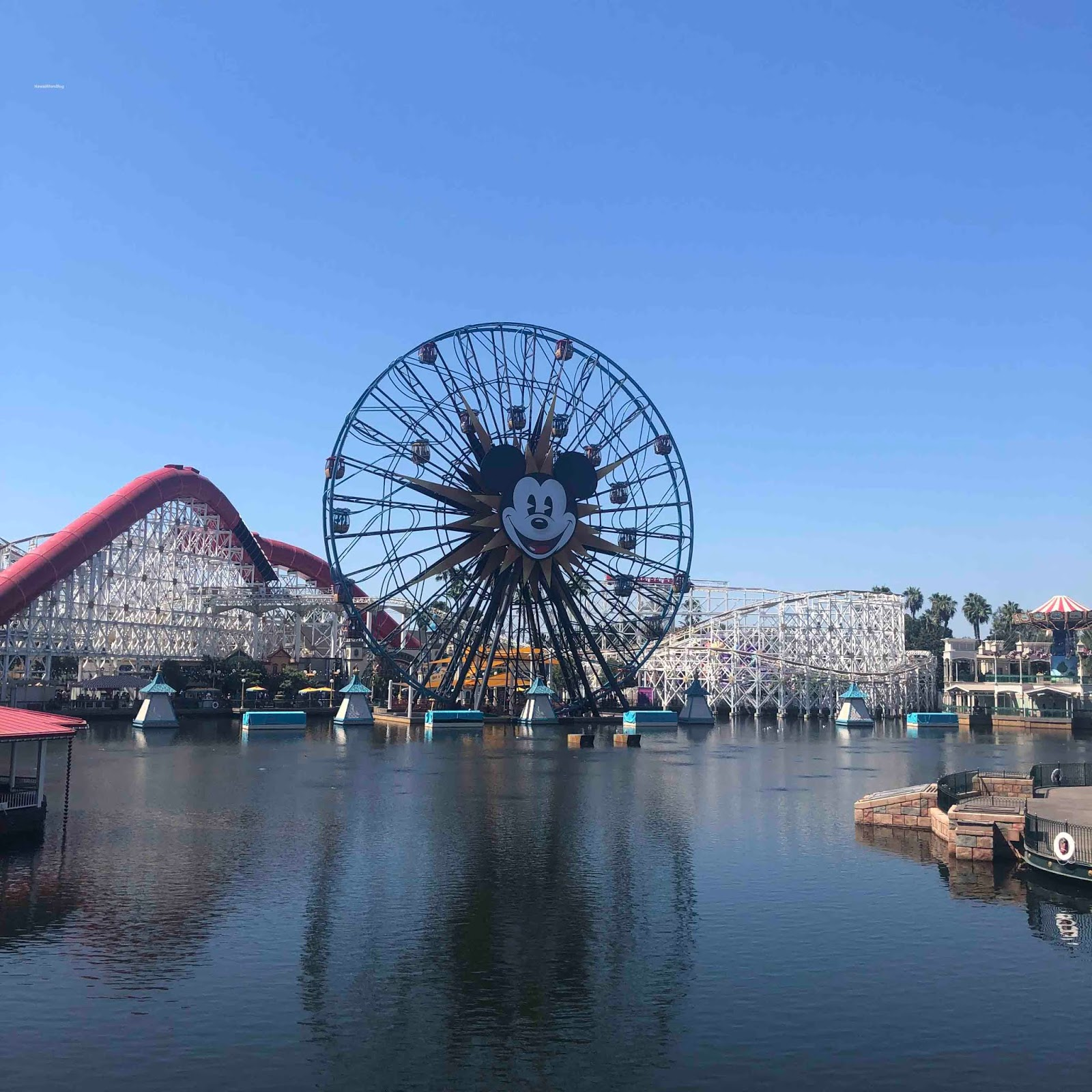 Hawaii Mom Blog Visit Disneyland Resort Disney California Adventure Park