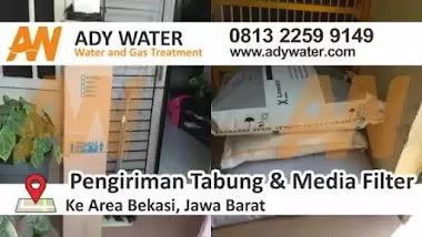 Apa Saja Merek Tabung Filter Penjernih Air yang Dijual Ady Water? | Pentair Visco Luso
