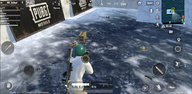 PUBG Mobile Lite 0.20.3 Beta Update all new Features