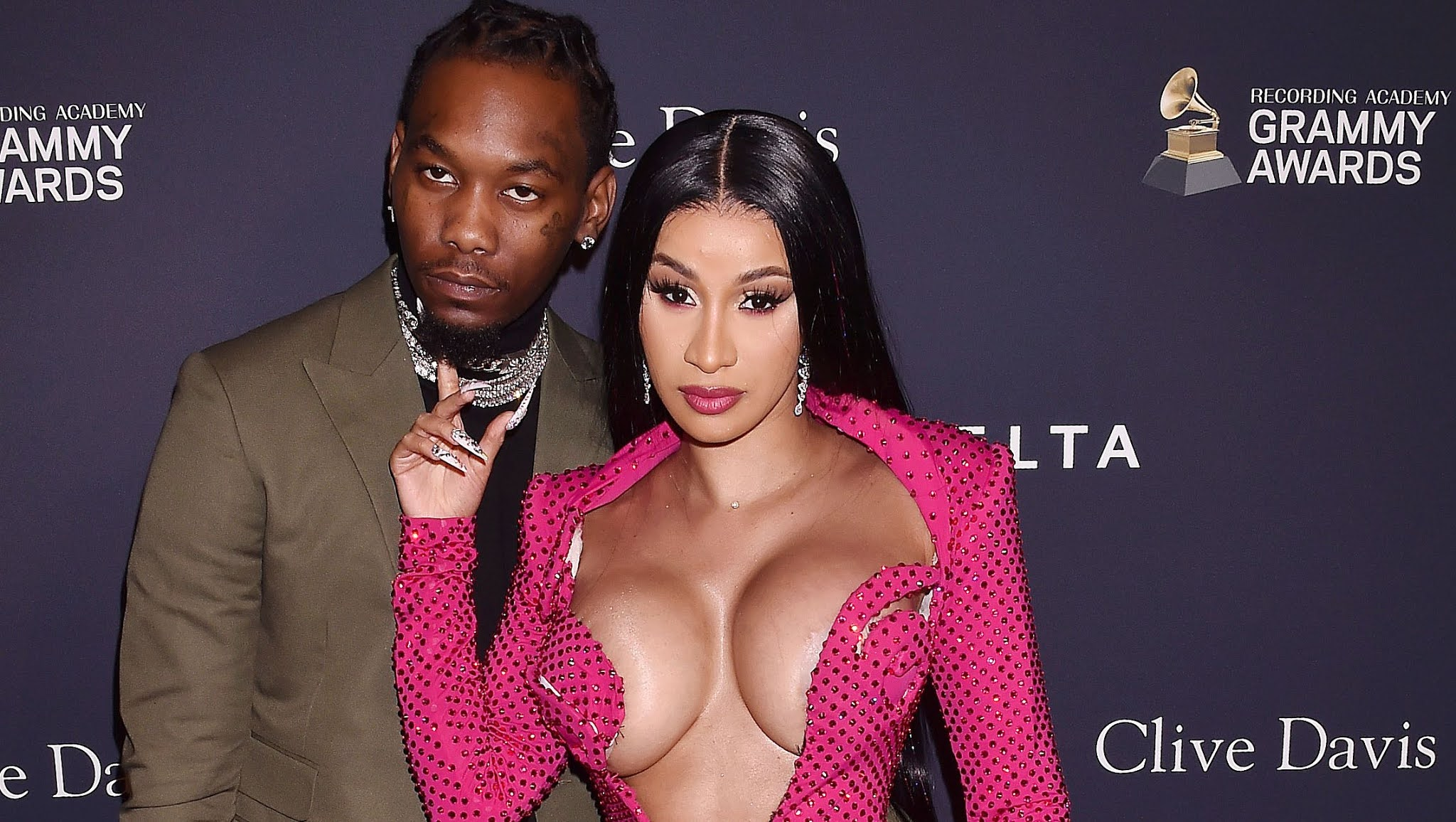 Cardi B To Divorce Offset & Request Custody Of Kulture: Report