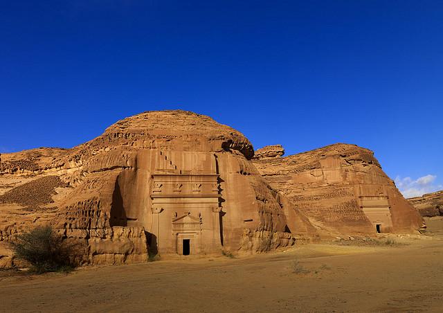 Kaum Tsamud, Suku Arab Kuno Pemahat Bukit Ini Musnah karena Suara Keras