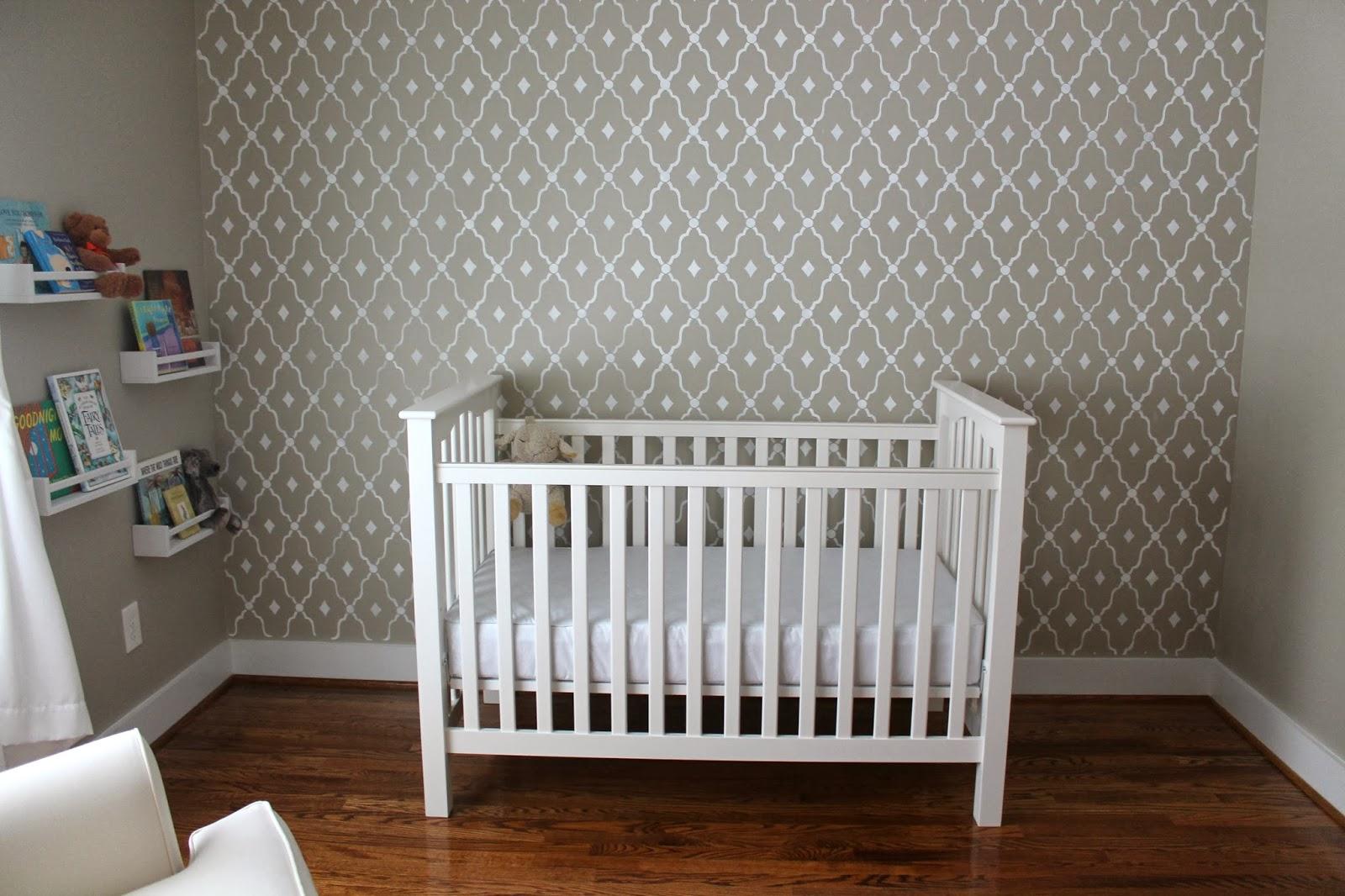 Nursery Update Carolina Charm