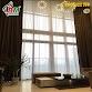 kiểu rèm thông tầng kết hợp thiết kế âm trần thạch cao cho phòng khách đẹp sang trọng,,,thiết kế bởi rèm BÌNH MINH đồng xoài,0981.622.779