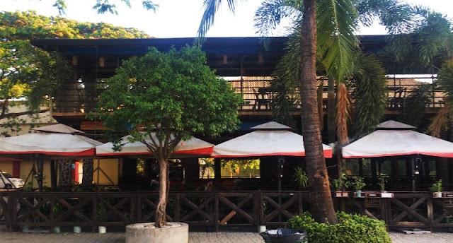 Bonfire Grill inside Riverbanks Center in Marikina City