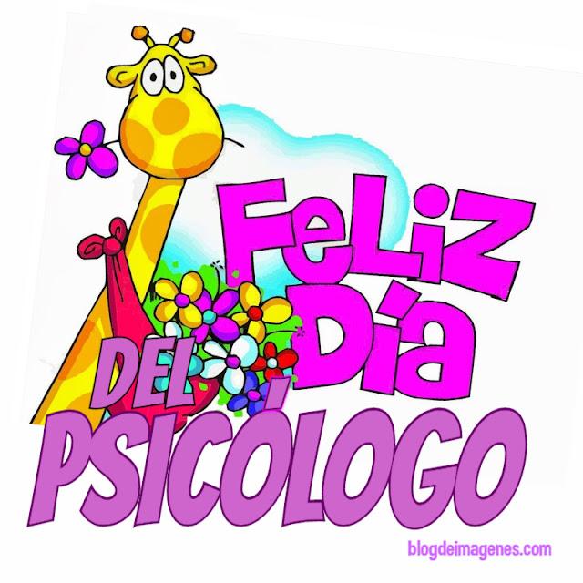 Feliz día del psicólogo  imágenes