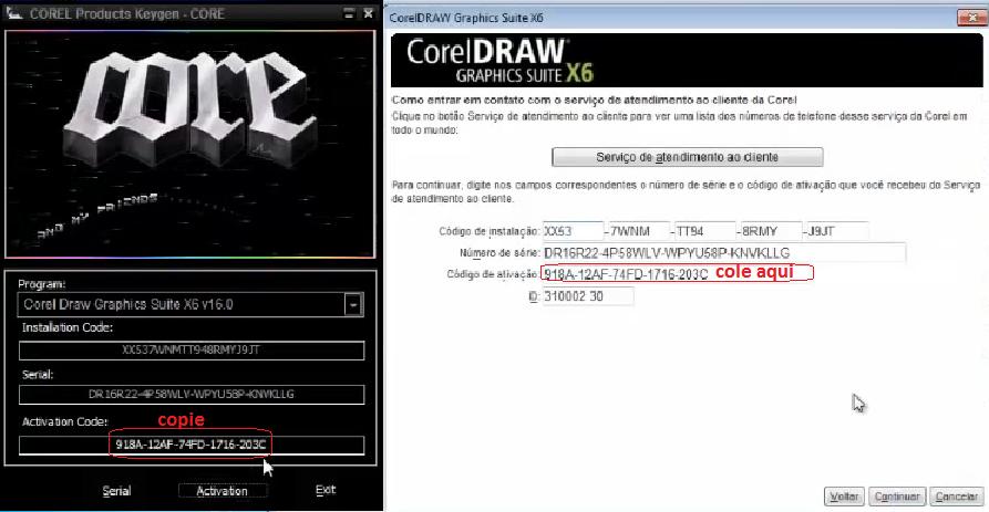 Numero de serie corel draw x6 Download + Crack Latest Version