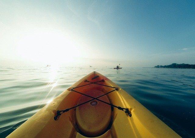 kayak consejos salud