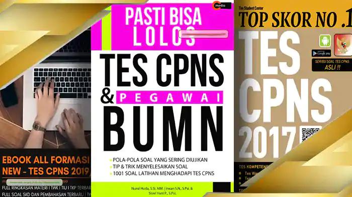 Download Buku CPNS 2021 Pdf Gratis (Part 2)