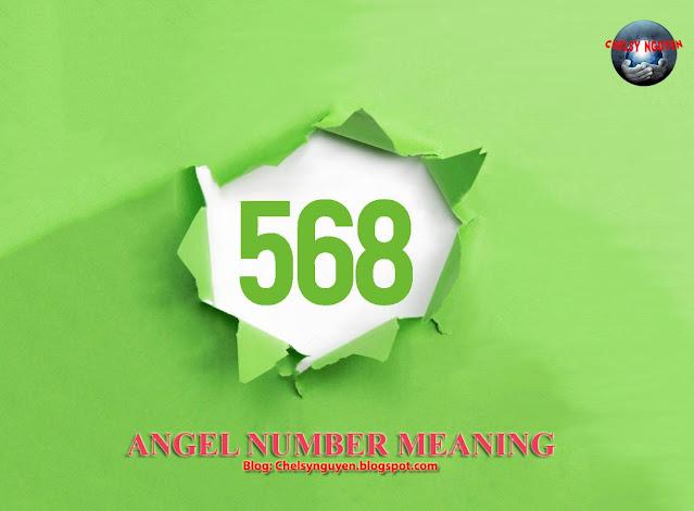 Number 568 Angel Meaning | Ý nghĩa số thiên thần 568
