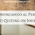 (Casi) Renunciando al Periodismo / (Almost) Quiting on Journalist