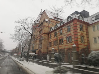 ул. Войны - Кригштрассе- Карлсруэ, Баден-Вюртемберг