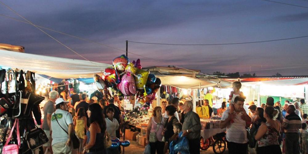 Έρχεται στη Χαλκιδική η μεγάλη εμποροπανήγυρις του Αγίου Μάμαντος
