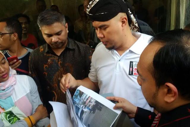 Merasa Dipersekusi, Ahmad Dhani Polisikan Caleg NasDem
