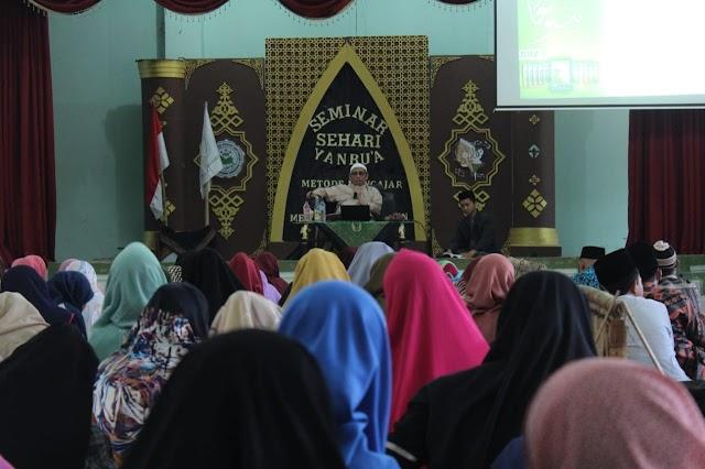 Lagi, JQH Adakan Seminar Yanbu'a