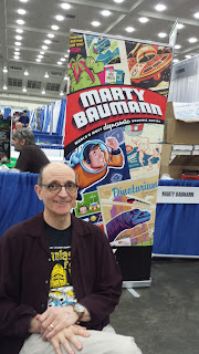 Catching up with graphic artist Marty Baumann