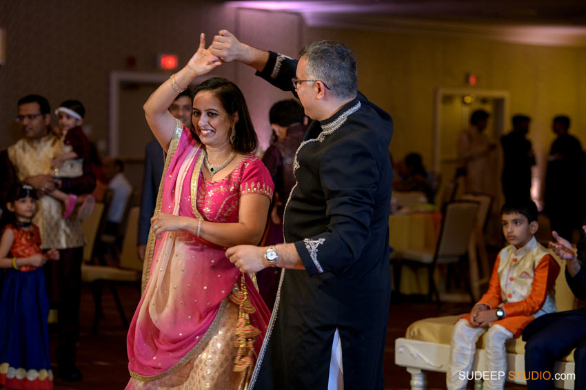 Indian Wedding Sangeet Photography South Asian Hindu Wedding by SudeepStudio.com Ann Arbor Indian Wedding Photographer