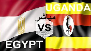 القنوات الناقلة لمباراة مصر وأوغندا 31/8/2017 - وتشكيل المنتخب المصري - تصفيات كأس العالم بروسيا 2018