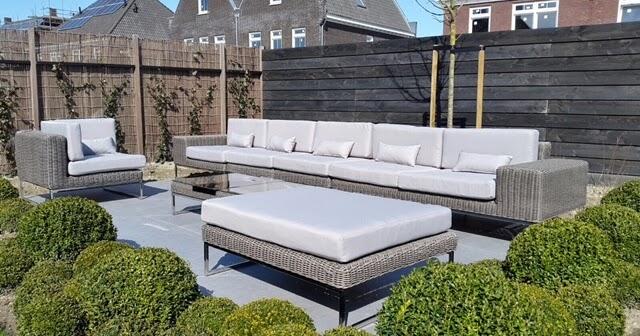 Lounge Hoekbank Xxl.Arbrini Design Tuinmeubelen