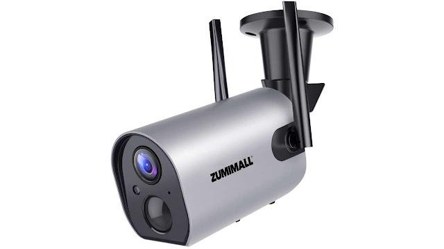 Zumimall Outdoor Night Vision Camera