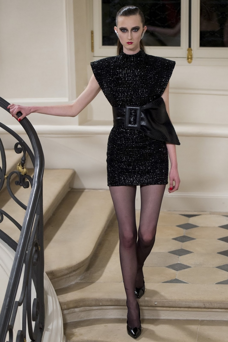 paris l saint laurent l fashion l moda