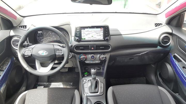 Hyundai Kona bản tiêu chuẩn tiệm cận giá Toyota Vios, có nên mua?